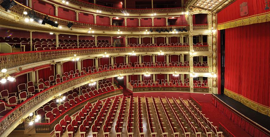 galeria teatro: